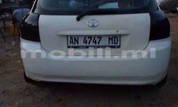 Acheter Occasions Voiture Toyota Corolla Blanc à Bamako au Mali