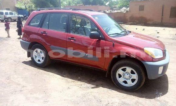 Acheter Occasions Voiture Toyota RAV4 Rouge à Bamako au Mali