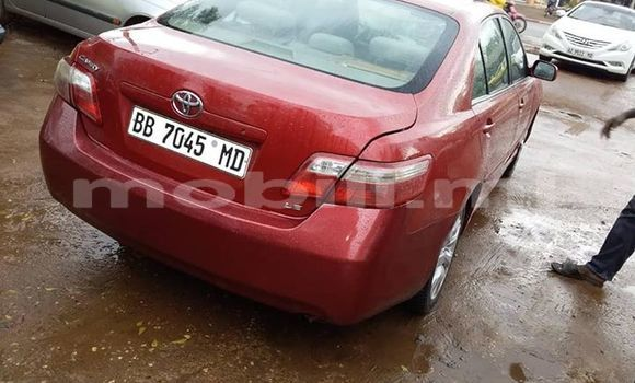 Acheter Occasions Voiture Toyota Camry Rouge à Bamako au Mali