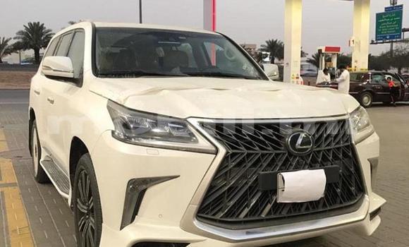 Acheter Occasions Voiture Lexus LX 450 Blanc à Bandiagara au Mopti