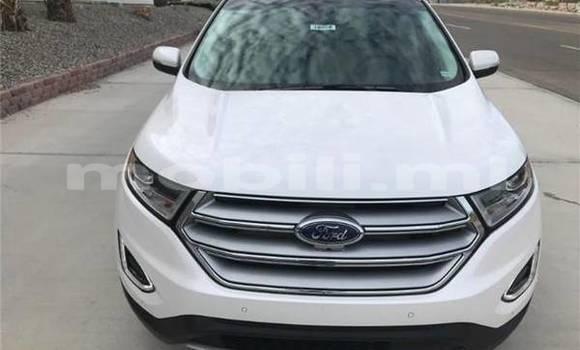 Acheter Occasions Voiture Ford Edge Blanc à Bamako au Mali