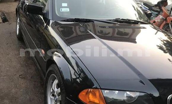 Acheter Occasions Voiture BMW 3–Series Noir à Bamako au Mali