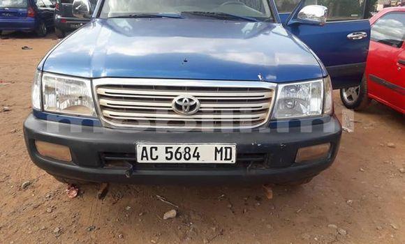 Acheter Occasions Voiture Toyota Land Cruiser Bleu à Bamako au Mali