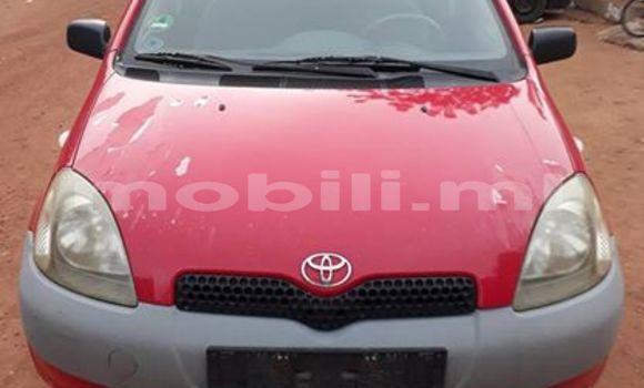 Sayi Na hannu Toyota Yaris Red Mota in Bamako a Mali
