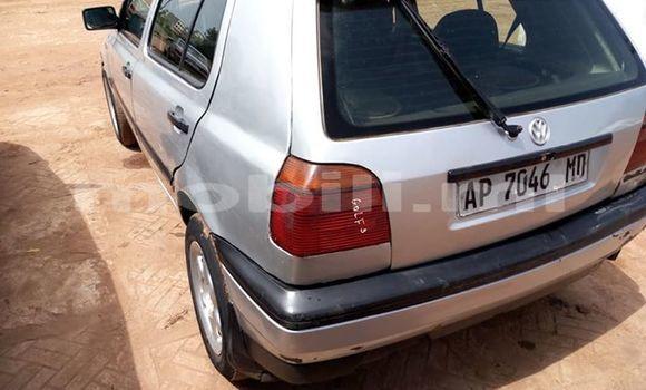 Acheter Occasion Voiture Volkswagen Golf Gris à Bamako, Mali