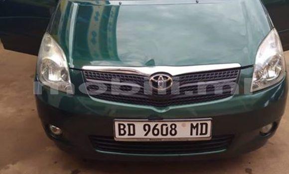 Acheter Importer Voiture Toyota Verso Vert à Bamako, Mali