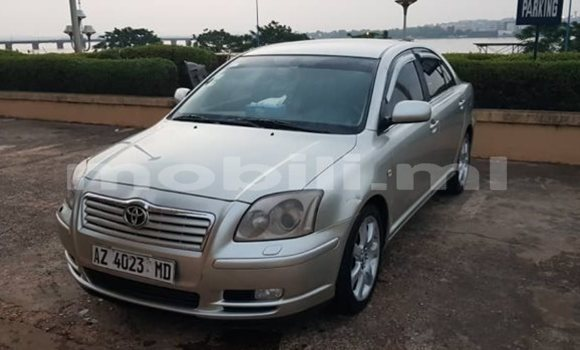 Acheter Importé Voiture Toyota Avensis Gris à Bamako, Mali