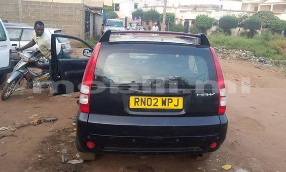 Acheter Occasion Voiture Honda HR-V Noir à Bamako, Mali
