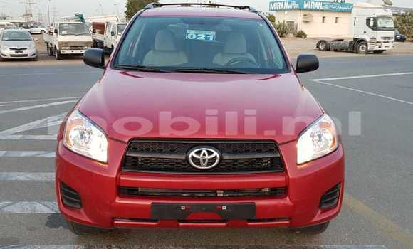 Acheter Occasion Voiture Toyota RAV4 Rouge à Bafoulabe, Kayes
