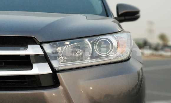 Acheter Occasion Voiture Toyota Highlander Gris à Bafoulabe, Kayes