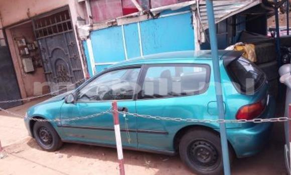 Acheter Occasion Voiture Honda Civic Bleu à Bamako au Mali