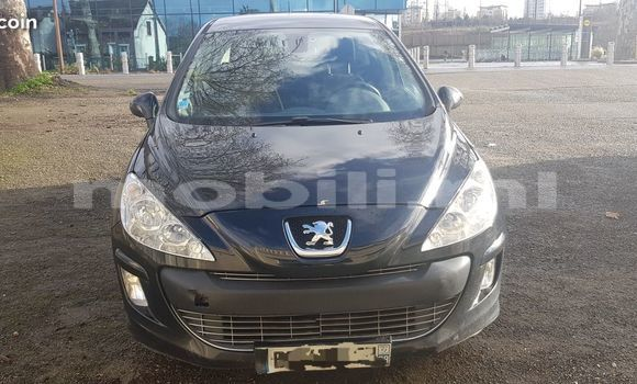 Acheter Importé Voiture Peugeot 308 Bleu à Bamako, Mali