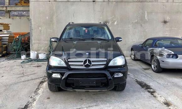 Acheter Importé Voiture Mercedes-Benz M-klasse Noir à Bamako, Mali