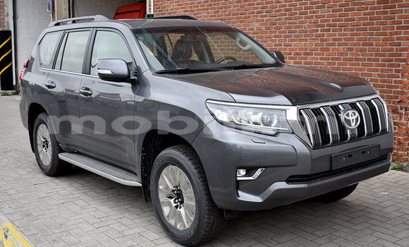 Acheter Neuf Voiture Toyota Prado Gris à Bamako, Mali