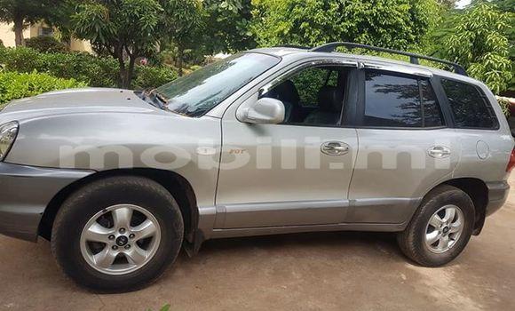 Acheter Occasion Voiture Hyundai Santa Fe Gris à Bamako, Mali