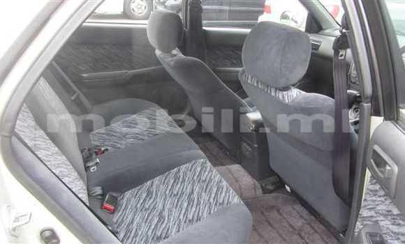 Acheter Occasion Voiture Toyota Carina Rouge à Bamako au Mali