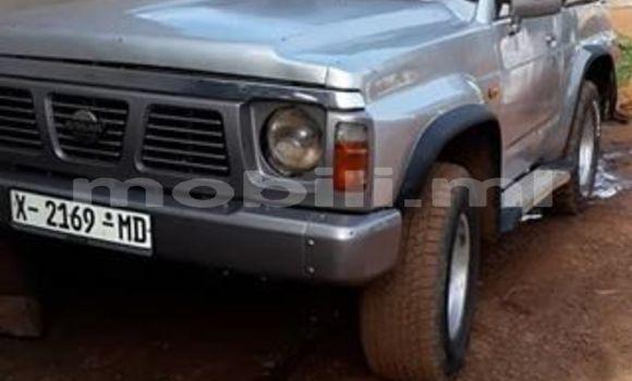 Acheter Occasion Voiture Nissan Patrol Gris à Bamako, Mali