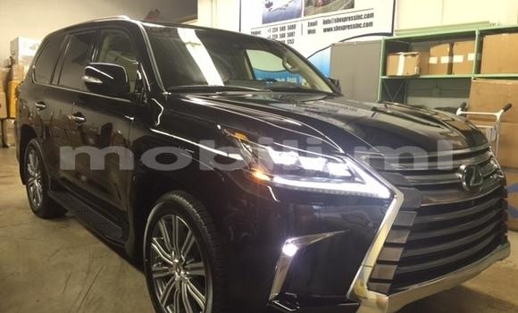 Acheter Occasion Voiture Lexus LX 570 Noir à Bafoulabe, Kayes