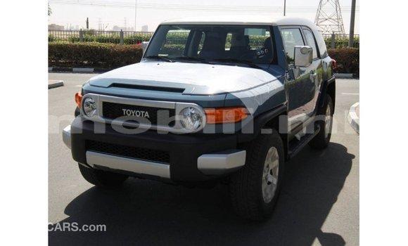 Acheter Importé Voiture Toyota FJ Cruiser Bleu à Import - Dubai, Mali