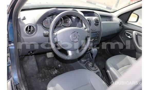 Acheter Importé Voiture Renault Duster Bleu à Import - Dubai, Mali