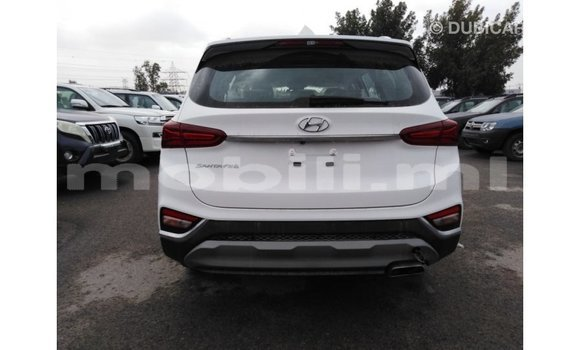 Acheter Importé Voiture Hyundai Santa Fe Blanc à Import - Dubai, Mali
