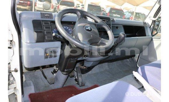 Acheter Importé Utilitaire Mitsubishi L400 Blanc à Import - Dubai, Mali