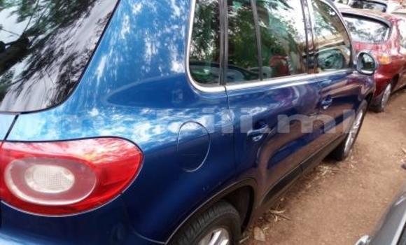 Acheter Occasion Voiture Volkswagen Touareg Bleu à Bamako, Mali