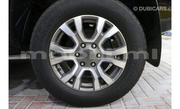 Acheter Importé Voiture Ford Ranger Noir à Import - Dubai, Mali
