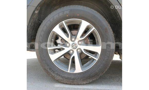 Acheter Importé Voiture Toyota RAV 4 Noir à Import - Dubai, Mali