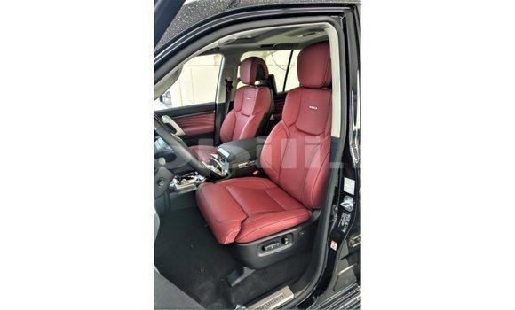 Acheter Importé Voiture Toyota Land Cruiser Noir à Import - Dubai, Mali