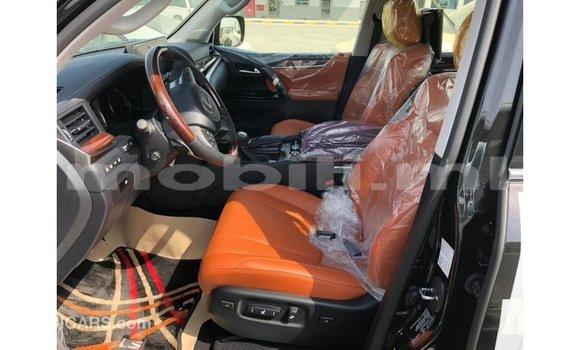 Acheter Importé Voiture Lexus LX Blanc à Import - Dubai, Mali