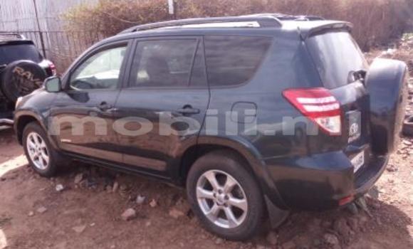 Acheter Occasion Voiture Toyota RAV4 Noir à Bamako au Mali