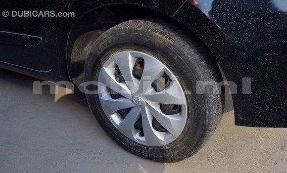 Acheter Importé Voiture Toyota Yaris Noir à Import - Dubai, Mali