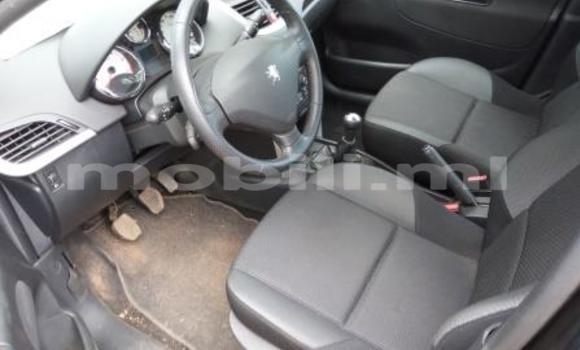 Acheter Occasions Voiture Peugeot 206 Noir à Bamako au Mali