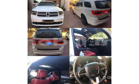 Acheter Importé Voiture Dodge Durango Blanc à Import - Dubai, Mali