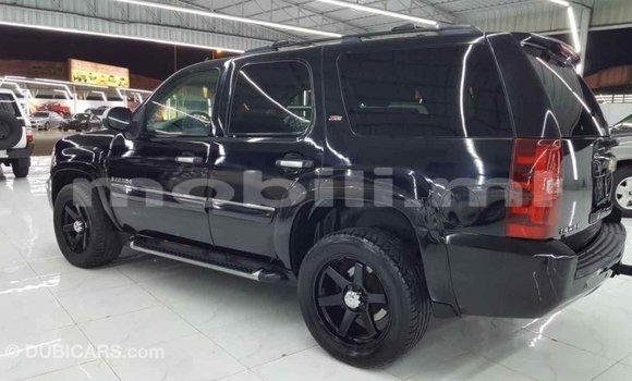 Acheter Importé Voiture Chevrolet Tahoe Noir à Import - Dubai, Mali