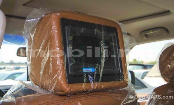 Acheter Importé Voiture Nissan Patrol Blanc à Import - Dubai, Mali