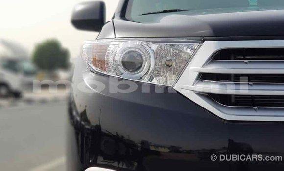 Acheter Importé Voiture Toyota Highlander Noir à Import - Dubai, Mali