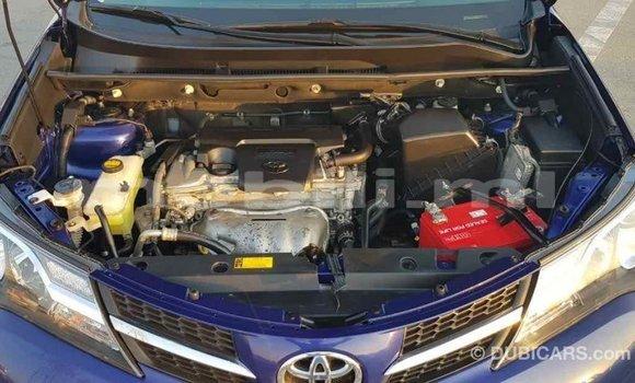 Acheter Importé Voiture Toyota RAV4 Bleu à Import - Dubai, Mali