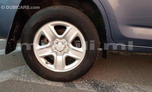 Acheter Importé Voiture Toyota RAV 4 Bleu à Import - Dubai, Mali