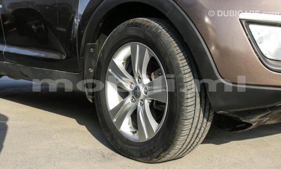 Acheter Importé Voiture Kia Sportage Marron à Import - Dubai, Mali