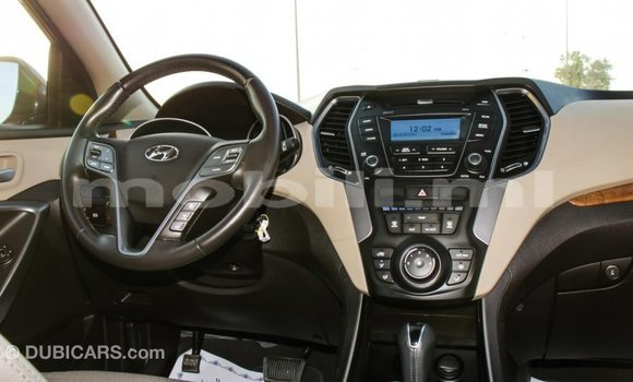 Acheter Importé Voiture Hyundai Santa Fe Marron à Import - Dubai, Mali