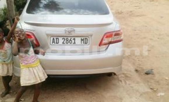 Acheter Occasion Voiture Toyota Camry Gris à Bamako au Mali