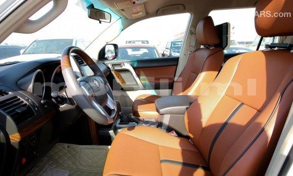 Acheter Importé Voiture Toyota Prado Blanc à Import - Dubai, Mali
