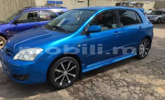 Acheter Occasion Voiture Toyota Corolla Marron à Bamako, Mali