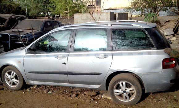 Acheter Occasion Voiture Fiat Barchetta Gris à Bamako au Mali