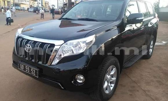 Acheter Occasion Voiture Toyota Land Cruiser Prado Beige à Bamako, Mali