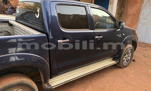 Acheter Occasion Voiture Toyota Hilux Bleu à Bamako, Mali