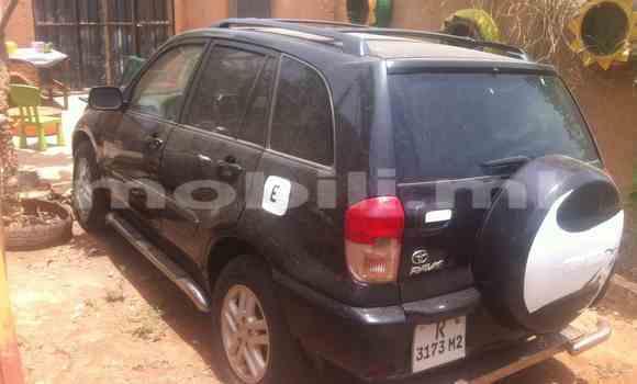 Acheter Occasion Voiture Toyota RAV4 Noir à Kati au Mali