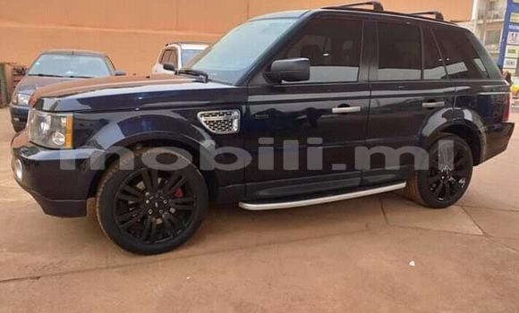 Acheter Occasion Voiture Land Rover Range Rover Sport Noir à Bamako, Mali